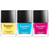 butter LONDON Pop Art Nail Lacquer Trio: Image 1