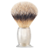 The Art of Shaving Etched Silvertip Brush: Image 1