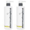 2x Dermalogica MediBac Clearing Skin Wash 500ml: Image 1