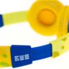 SpongeBob SquarePants Epic Children's On-Ear Headphones - Yellow/Blue: Image 3
