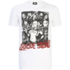 DC Comics Men's Suicide Squad Harley Quinn and Squad T-Shirt - White: Image 1