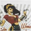 DC Bombshells Men's Wonder Woman T-Shirt - White: Image 3