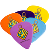 Scooby-Doo! Scooby and the Gang Guitar Plectrums (Set of 5): Image 2