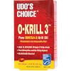 Udo's Choice O-KRILL 3™ Pure Omega-3 Krill Oil - 60 Caps (500mg): Image 1