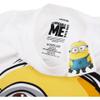 Minions Men's Dave T-Shirt - White: Image 3