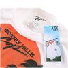 Beverly Hills Cop Men's Sunset T-Shirt - White: Image 2