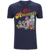 The Raccoons Men's Characters T-Shirt - Navy: Image 1