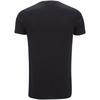 Aliens Men's Vertical T-Shirt - Black: Image 4