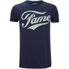 Fame Men's Logo T-Shirt - Navy: Image 1