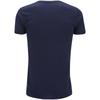 Fame Men's Logo T-Shirt - Navy: Image 4