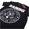Rambo Men's Seal T-Shirt - Black: Image 3