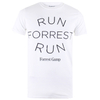Forrest Gump Men's Run Forrest T-Shirt - White: Image 1