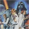 Star Wars Men's New Hope Poster T-Shirt - White: Image 5