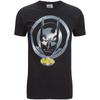 DC Comics Men's Batman Coin T-Shirt - Black: Image 1
