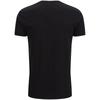 DC Comics Men's Superhero Flying T-Shirt - Black: Image 2