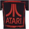 Atari Men's Square Logo T-Shirt - Black: Image 3