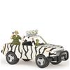 Papo Wild Animal Kingdom: Jungle Car and Driver: Image 1