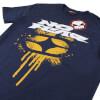 No Fear Men's Icon Stencil T-Shirt - Navy: Image 3