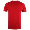 Star Wars Men's Vader Piano T-Shirt - Red: Image 2