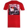 Star Wars Men's Vader Piano T-Shirt - Red: Image 1