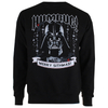 Star Wars Men's Merry Sithmas Crew Sweatshirt - Black: Image 1