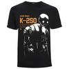 Star Wars: Rogue One Men's K-2SO T-Shirt - Black: Image 1