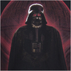 Star Wars: Rogue One Men's Darth Vadar Red Globe T-Shirt - Black: Image 2