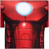 Marvel Men's Iron Man Pyjama Set - Red: Image 3