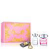 Versace Bright Crystal X16 Eau de Toilette Coffret 90ml: Image 1