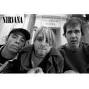 Nirvana Band - Maxi Poster - 61 x 91.5cm