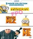 Minions Collection: Despicable Me, Despicable Me 2, Minions