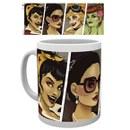 DC Comics Quad Bombshells - Mug