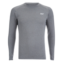 Myprotein 男子运动长袖上衣 – 灰色