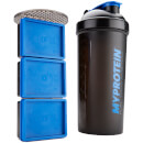 Myprotein CORE 150 Shaker – Nero