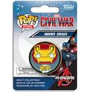 Captain America: Civil War Iron Man Pop! Pin