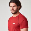 Myprotein 男子运动表现插肩袖 T 恤 - 红色