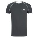 Myprotein Men's Performance Raglan Sleeve T-Shirt - Black