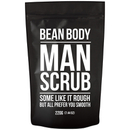 Bean Body Coffee Bean Scrub Man Scrub