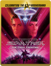 Star Trek 5 - The Final Frontier (Limited Edition 50th Anniversary Steelbook)