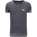 Burnout 运动训练T恤 - 牛仔蓝色
