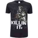 The Walking Dead Men's Killin It T-Shirt - Black