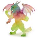 Papo Fantasy World: Rainbow Dragon Standing
