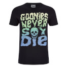 Goonies Men's Never Say Die T-Shirt - Black
