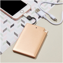 Credit Card Powerbank - Copper