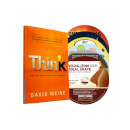 6 Motivational Weight Loss CD's and Think Book by David Meine