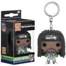 NFL Richard Sherman Pocket Pop! Vinyl Key Chain