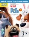 The Secret Life Of Pets 4K Ultra HD