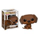 Pop! Pets Brown Dachshund Pop! Vinyl Figure