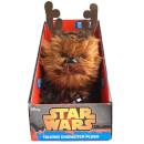 "Star Wars Chewbacca Christmas Talking Plush (Medium 9"""")"
