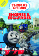 Thomas and Friends: Engines and Escapades